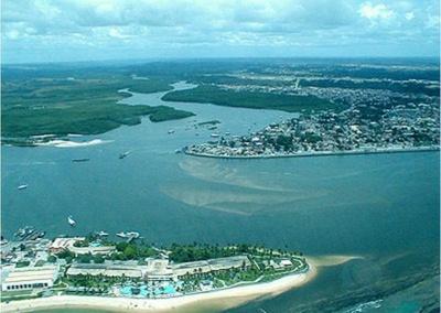 Projeto de ampliação do sistema de abastecimento d'água da cidade de Porto Seguro-BA