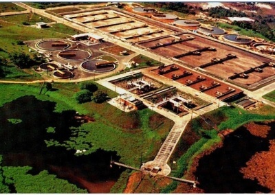Gerenciamento das obras de ampliação dos sistemas de efluentes líquidos da Cetrel – Bahia