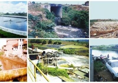 PQA – Projeto de Qualidade das Águas do alto Subaé e do reservatório da barragem de Pedra do Cavalo, no Rio Paraguaçu