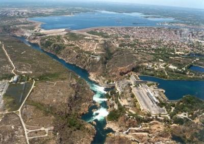 Projeto executivo da estação de tratamento de água da cidade de Paulo Afonso-BA