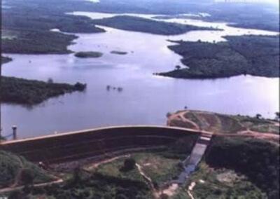 Projeto executivo e apoio à fiscalização das obras da barragem de Truvisco no Rio do Antônio, bacia do Rio das Contas