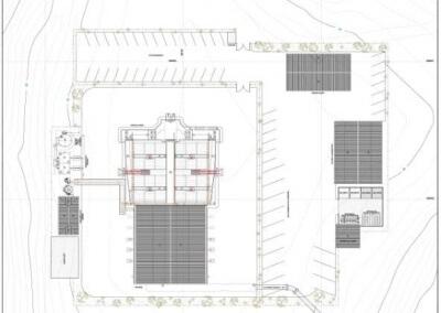 Projeto básico da estação de pré-tratamento do Jaguaribe