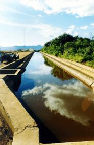 Racionalização do uso de água na região do Rio Brumado, bacia do Rio das Contas