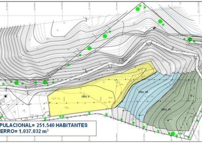Projeto da disposição final (aterro sanitário) da cidade de Porto Seguro-BA