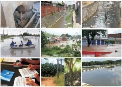 Plano Estadual de manejo de águas pluviais e esgotamento sanitário – PEMAPES