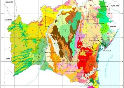 Elaboração do Plano de Desenvolvimento Sustentável do Estado da Bahia, constituído pelo Zoneamento Ecológico-Econômico
