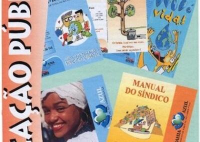 Projeto de educação ambiental do sistema de esgotamento sanitário da cidade de Salvador-BA e de 11 cidades do entorno da Bahia de Todos os Santos – Programa Bahia Azul